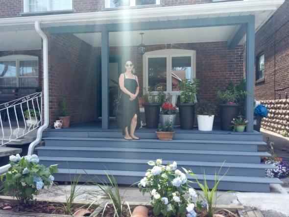 AFTER: Gardening Upkeep